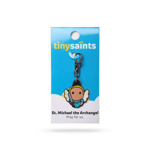 St. Michael the Archangel Charm