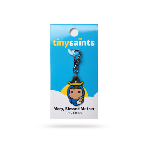Mary, Blessed Mother Charm