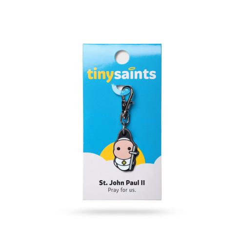 St. John Paul II Charm