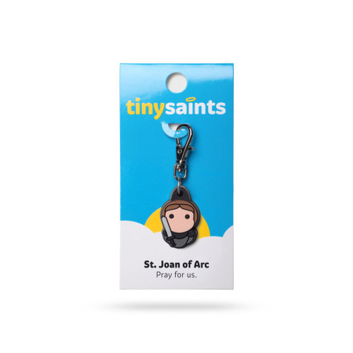 St. Joan of Arc Charm