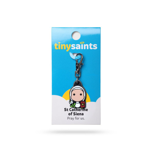 St. Catherine of Siena Charm
