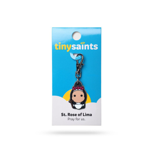 St. Rose of Lima Charm