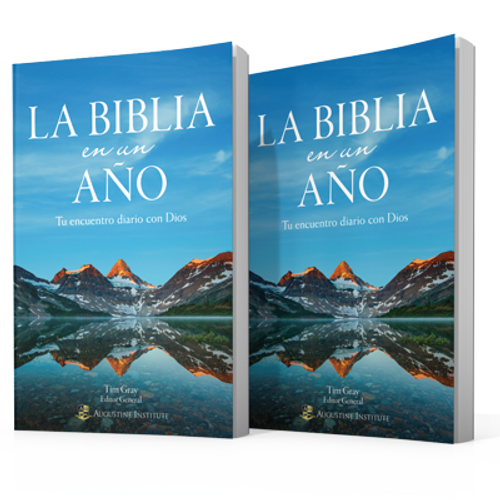 La Biblia en un año (Buy One GIVE One)