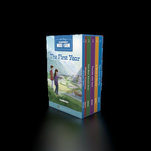 The Adventures of Nick & Sam Box Set