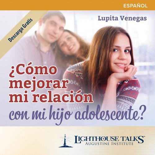 ¿Cómo mejorar mi relación con mi hijo adolescente? (CD)