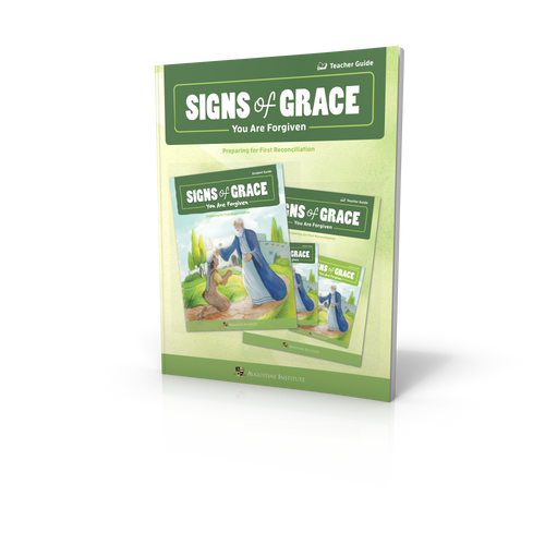 Signs of Grace - You Are Forgiven -  Teacher Guide