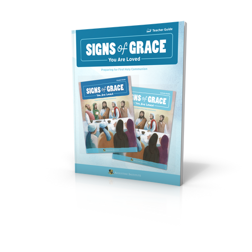 Signs of Grace - You Are Loved - Teacher Guide