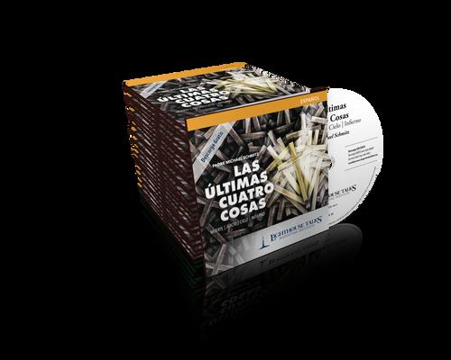 Las Últimas Cuatro Cosas CD (Case of 25) - Canada