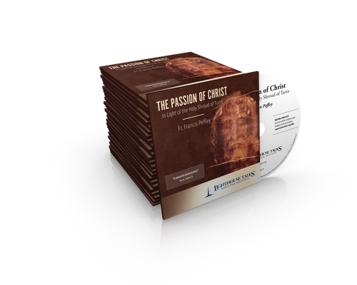 The Passion of Christ CD (Case of 25) - Canada