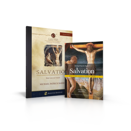 Salvation Study Guide & Book Bundle