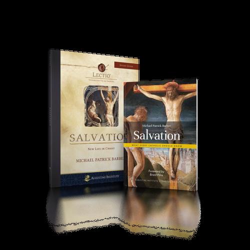 Salvation Study Guide & Book Bundle