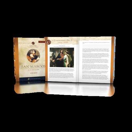 Lectio: San Marcos guía de estudio - Paquete de cinco guías