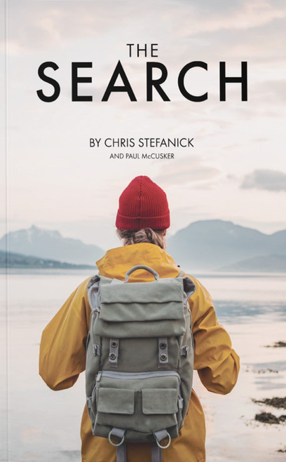 The Search - Book