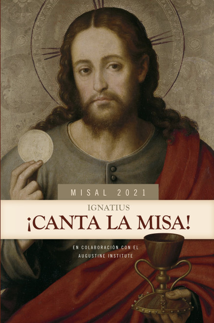 Canta la misa - Ignatius Pew Missal: Congregational Edition 2021 - Cycle B - SPANISH