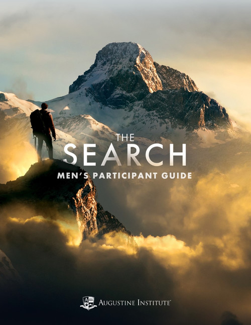 The Search - Men's Participant Guide