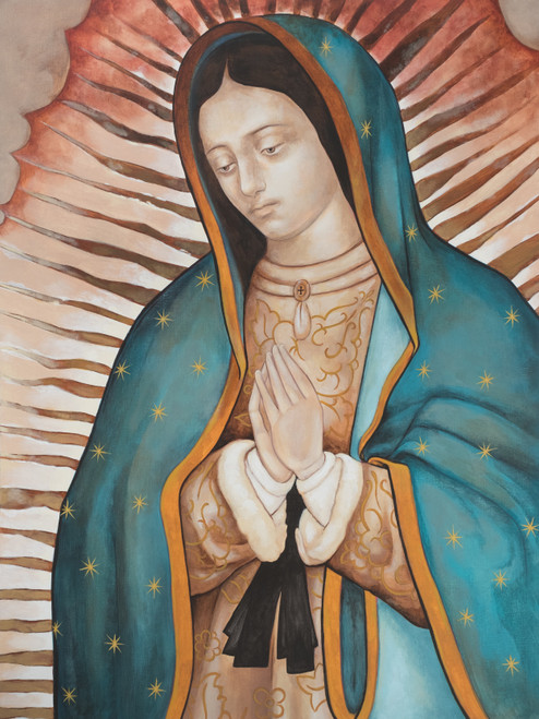 Our Lady of Guadalupe 8 x 10 Print