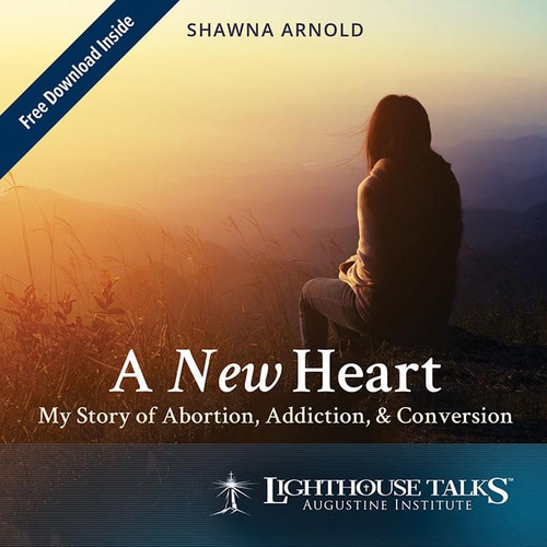 A New Heart: My Story of Abortion, Addiction, & Conversion (CD)