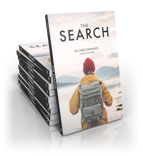 The Search (Case of 10) CANADA ONLY