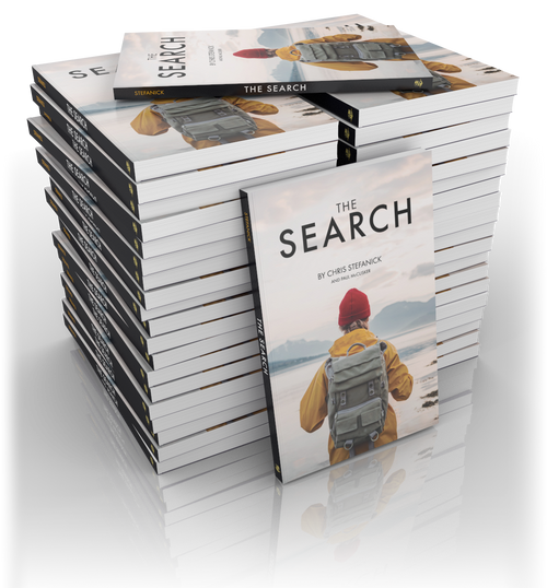 The Search (Case of 40) CANADA ONLY
