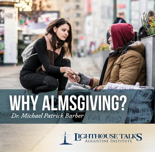 Why Almsgiving? (CD)