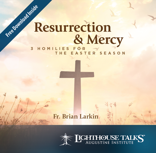 Resurrection & Mercy: 3 Homilies for the Easter Season (CD)