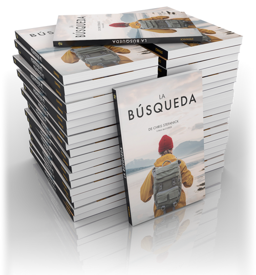 La Busqueda (The Search) (Case of 40)  CANADA ONLY