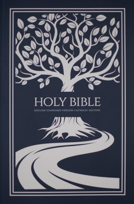 White Tree of Life Paperback Bible