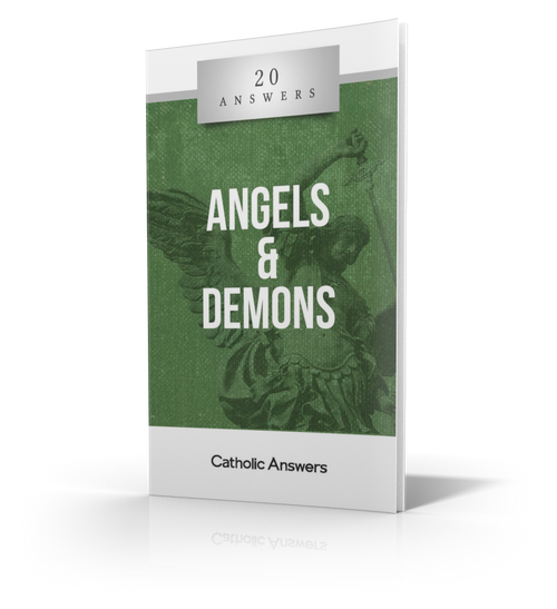 Angels And Demons - Booklet