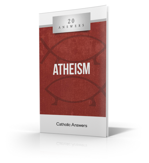 Atheism - Booklet