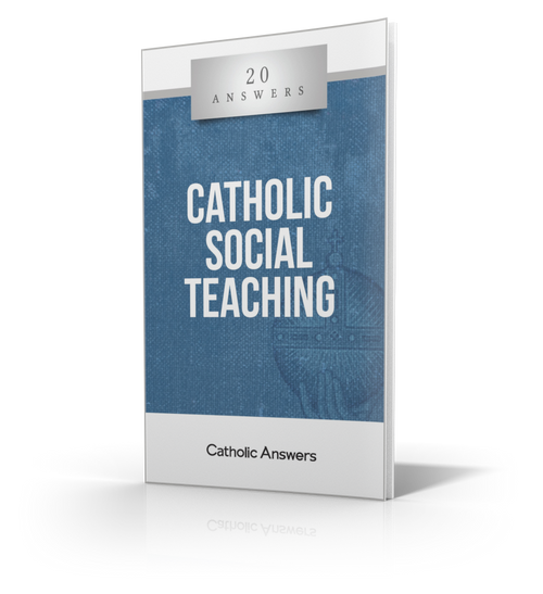 Catholic Social Teaching  [20 Answers] - Booklet