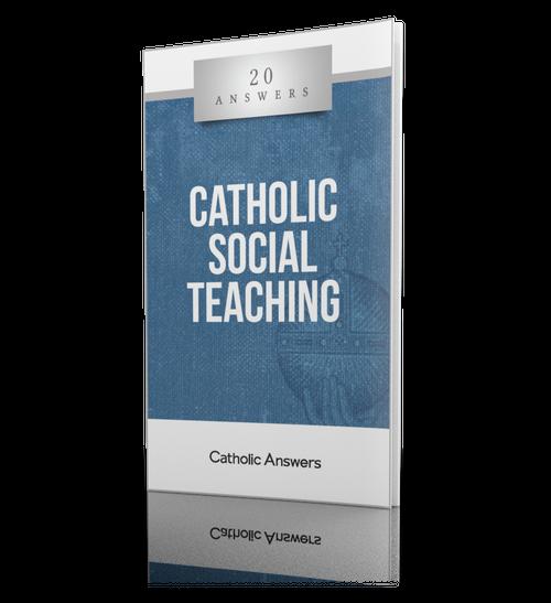 Catholic Social Teaching - Booklet