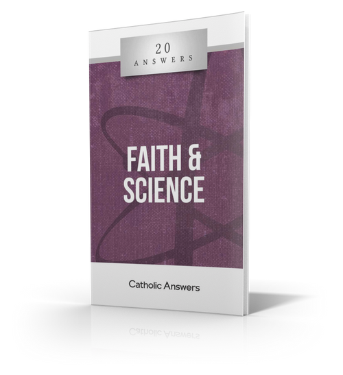 Faith & Science [20 Answers] - Booklet