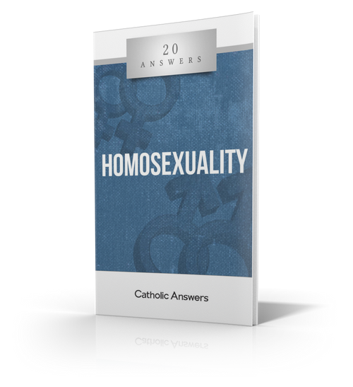 Homosexuality [20 Answers] - Booklet