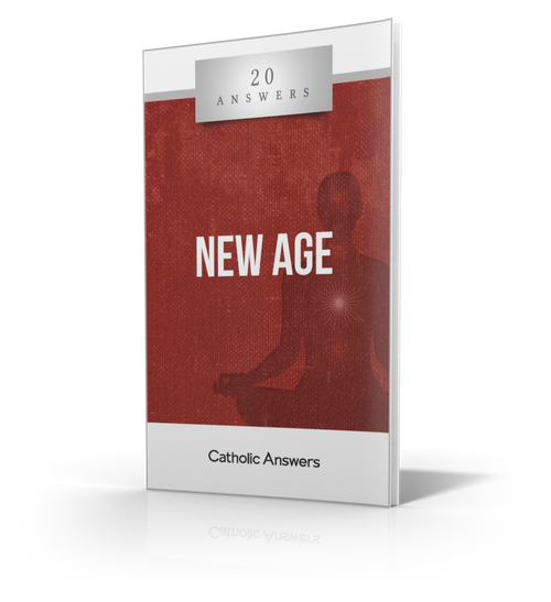 New Age - Booklet