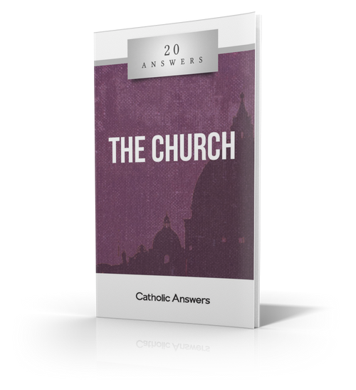 The Church [20 Answers] - Booklet