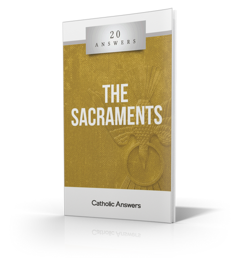 The Sacraments [20 Answers] - Booklet