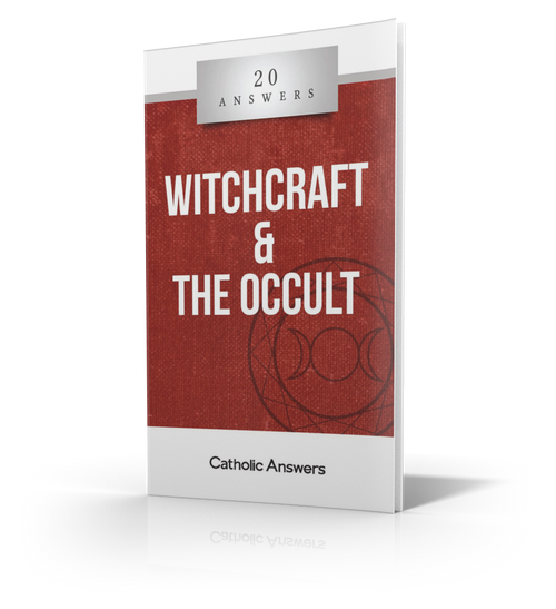 Witchcraft & the Occult - Booklet