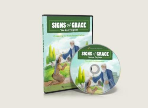 Signos de la Gracia - Dios te perdona DVD (Bilingüe)