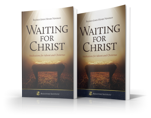 Waiting for Christ - Paperback (2 Pack)