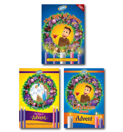 Advent Bundle for Catholic Kids