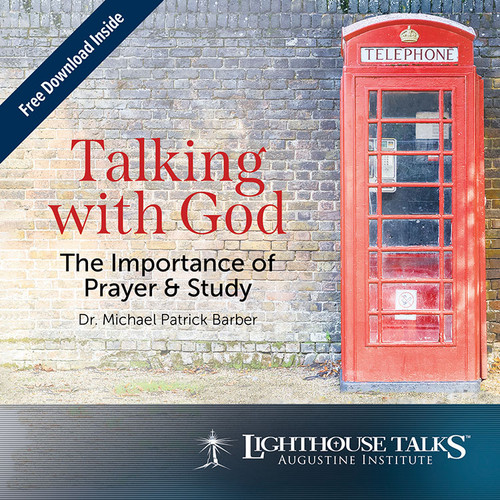 Talking with God: The Importance of Prayer & Study (CD)