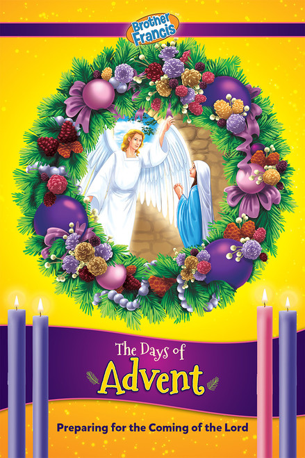 The Days of Advent: Daily Advent Meditations