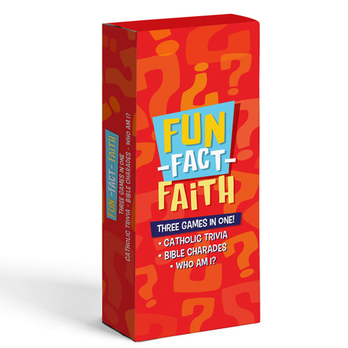 Fun Fact Faith Trivia Game