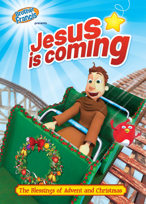 Brother Francis: Jesus is Coming DVD