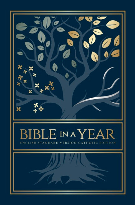 Tree of Life Paperback - Bible in a Year