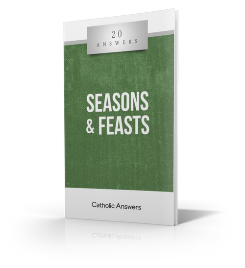 Seasons and Feasts - Booklet