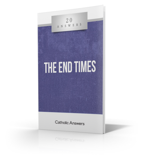 The End Times - Booklet