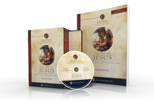 Lectio: The Case for Jesus Leader Kit