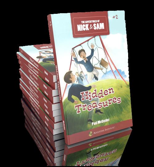 Hidden Treasures: Book #2 The Adventures of Nick & Sam (Case of 10)