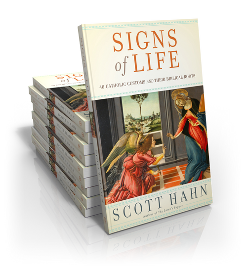 Signs of Life: 20 Catholic Customs and Their Biblical Roots (Case of 10)